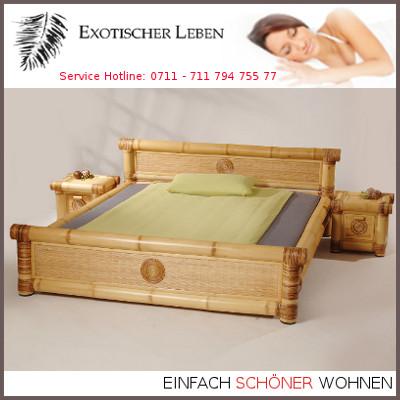 Luxus bambusbett 180x220 mit marken wasserbett doppelbett for Bett 180x220