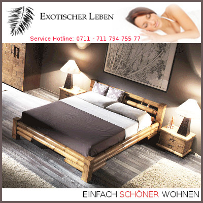 himmelbett 160x200 bambusbett tabanan holzbett bambusm bel. Black Bedroom Furniture Sets. Home Design Ideas